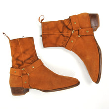 Load image into Gallery viewer, Story et Fall 560 Suede Boots 43