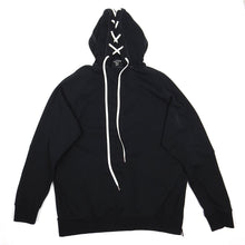 Load image into Gallery viewer, The Soloist x Converse Zip Hoodie Black Small