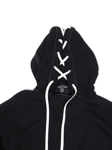 The Soloist x Converse Zip Hoodie Black Small