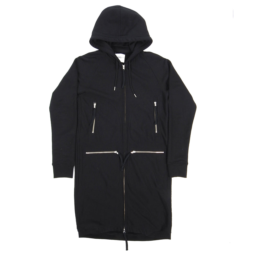 Takahiromiyashito The Soloist Long Zip Hoodie Black Size 46