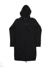 Load image into Gallery viewer, Takahiromiyashito The Soloist Long Zip Hoodie Black Size 46