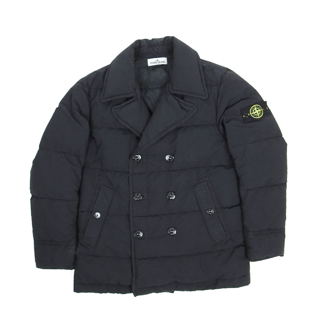 Stone Island Down Filled Puffer Black Large
