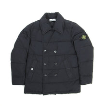 Load image into Gallery viewer, Stone Island Down Filled Puffer Black Large