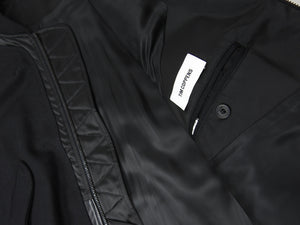 Tim Coppens Bomber Jacket Black Small