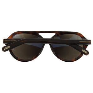 Tom Ford Henri Brown Tortoise Aviator TF-141.