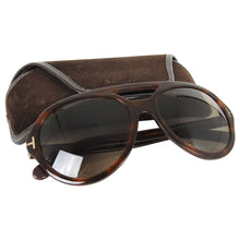 Load image into Gallery viewer, Tom Ford Henri Brown Tortoise Aviator TF-141.