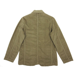Universal Works Bakers Jacket Olive Medium