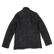 Load image into Gallery viewer, Universal Works Quilted Bakers Jacket Black Medium