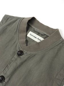 Universal Works Vest Grey Small