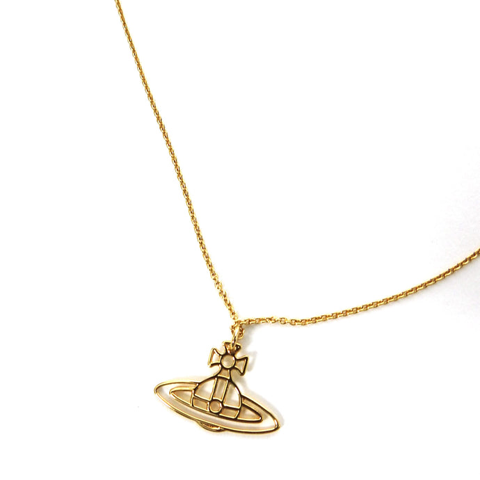 Vivienne Westwood Long Orb Necklace
