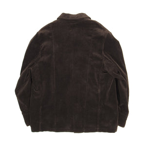 Margaret Howell MHL Corduroy Button Up Jacket Brown Medium
