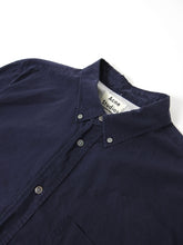 Load image into Gallery viewer, Acne Studios Button Up Navy Size 52