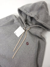 Load image into Gallery viewer, Adsum Hoodie Grey Large