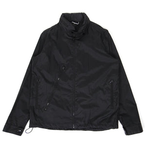A.P.C. x K Way Packable Windbreaker Black Medium