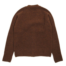 Load image into Gallery viewer, AMI Tobacco Wool Cardigan Medium