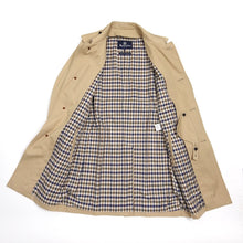 Load image into Gallery viewer, Aquascutum Beige Trench Coat Size 42