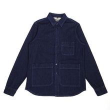 Load image into Gallery viewer, Aspesi Denim Chore Jacket