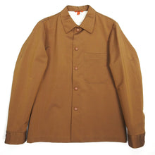 Load image into Gallery viewer, Barena Brown Snap Button Coach Jacket Size 46