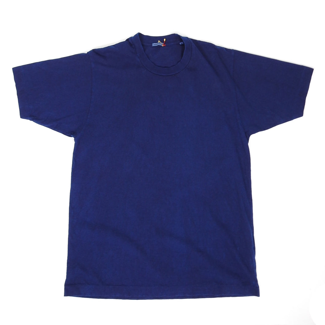 Blue Blue Japan Indigo Dyed T-Shirt XL