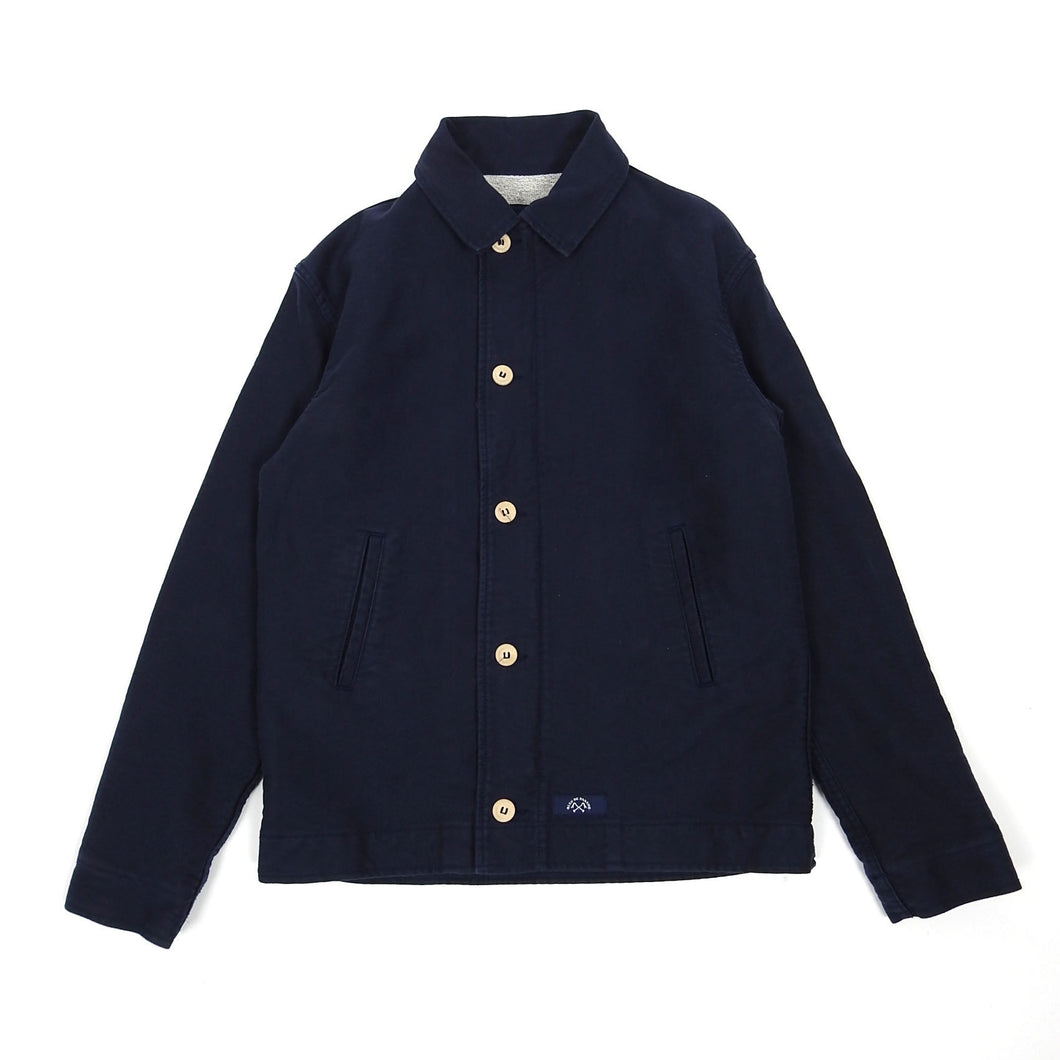 Bleu De Paname Navy Jacket Medium
