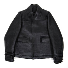 Load image into Gallery viewer, Burberry Prorsum Black Jacket Size 56