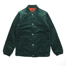 Load image into Gallery viewer, Comme Des Garçons Green Corduroy Jacket Medium