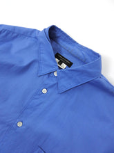 Load image into Gallery viewer, Comme Des Garcons Homme Plus Blue Button Up Large