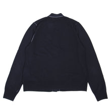 Load image into Gallery viewer, CDG Shirt Cardigan Navy Medium