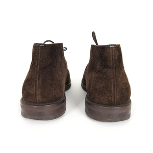 Churches Suede Chukka Brown UK9