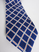 Load image into Gallery viewer, Chanel Silk Tie Blue