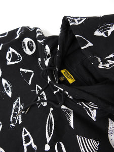Chinatown Market Graphi Hoodie Black Large