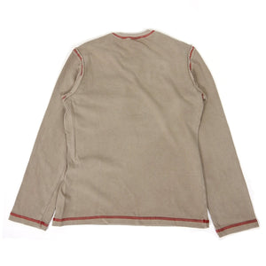Dolce & Gabbana Pocket Sweater Brown XL