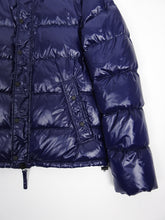 Load image into Gallery viewer, Duvetica Blue Down Puffer Jacket Size 50