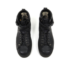 Load image into Gallery viewer, Fendi Lace Up Boot Black UK8