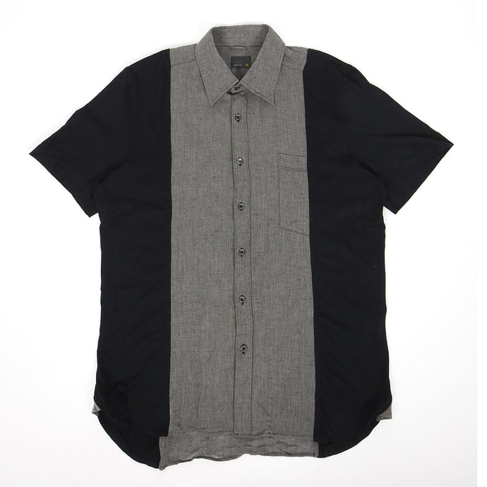 Fendi SS Shirt Black/Grey Size 42