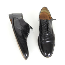 Load image into Gallery viewer, Ferragamo Oxford Black Size 11