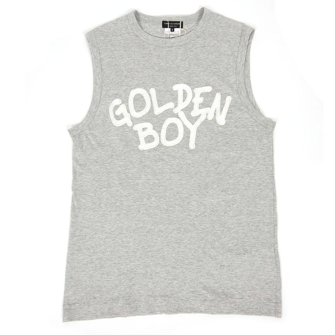 Comme Des Garcon Golden Boy Tank Grey Medium