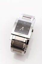 Gucci 7900 M.1 Men's Stainless Steel Square Face Watch