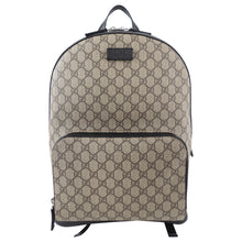 Load image into Gallery viewer, Gucci GG Supreme Monogram Backpack