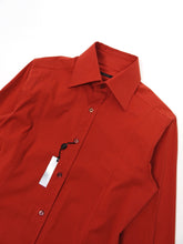 Load image into Gallery viewer, Gucci Red Fitted Shirt Size 38