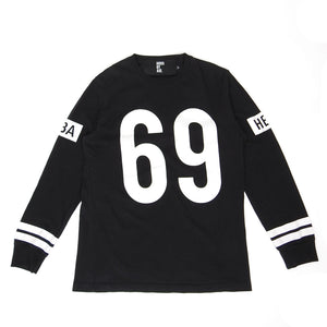 Hood by Air 69 Longsleeve Black Medium