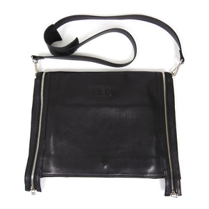 Hood by Air Leather Satchel