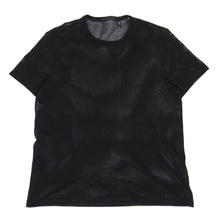 Load image into Gallery viewer, Helmut Lang Mesh T-Shirt Black