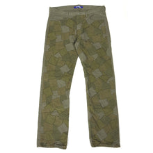Load image into Gallery viewer, Junya Watanabe 2006 Patchwork Trouser Green Medium
