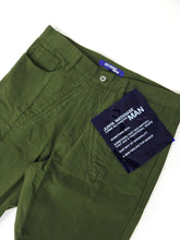 Load image into Gallery viewer, Junya Watanabe 2006 Flare Trouser Green Large