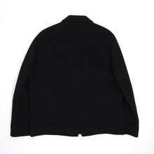 Load image into Gallery viewer, Loewe Black Wool/Cashmere Jacket Size 48