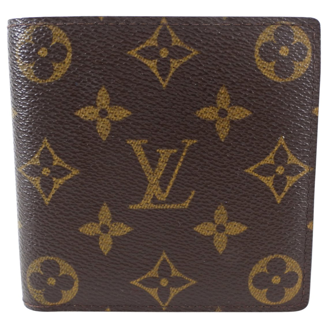 Louis Vuitton Monogram Marco Bifold Wallet