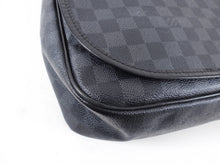 Load image into Gallery viewer, Louis Vuitton Damier Graphite District Messenger Laptop Bag