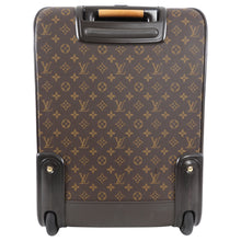 Load image into Gallery viewer, Louis Vuitton Monogram Pegase 55 Rolling Travel Luggage