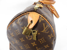 Load image into Gallery viewer, Louis Vuitton Monogram Canvas Keepall 45 Speedy Duffle Bag